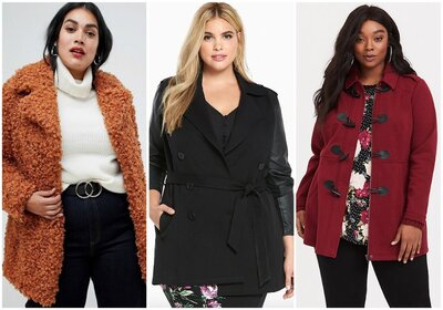 61bf50e0e11b 15 Plus-Size Coats and Jackets to Shop Fall and Winter - HelloGiggles