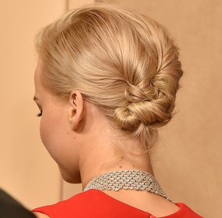 Best Updos For Long Hair For Parties Prom And Bridal Showers