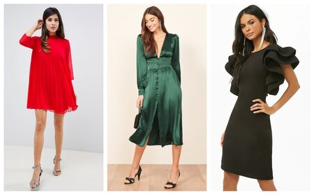 b263ca0b1335 16 festive dresses that will have you looking like a snack at the office  holiday party