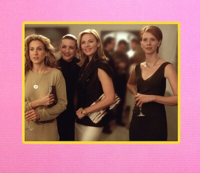 Sex And The City Rejected The Myth Of The Hot Friend