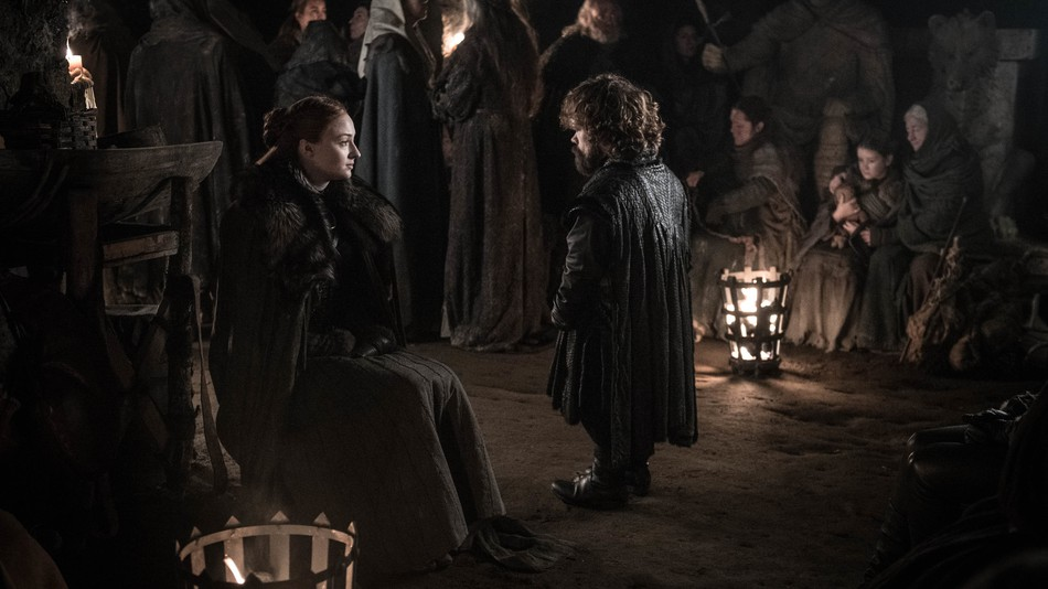 Twitter Is Convinced Sansa And Tyrion Will Win Game Of Thrones Hellogiggles