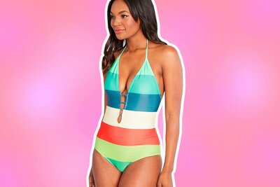 2d16da08b2 One-piece swimsuits so cute, you'll want to wear them outside of the water