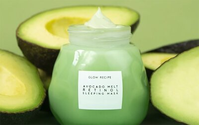 Glow Recipe Is Now Selling Avocado Sleeping Face Masks - HelloGiggles