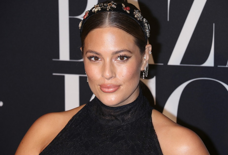 Ashley Graham shared photos of her stretch marks to celebrate her postpartum body