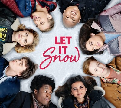 let it snow netflix christmas movies