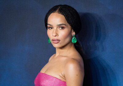 Zoe Kravitz S Pixie Cut Has Catwoman Lovers Fangirling Out