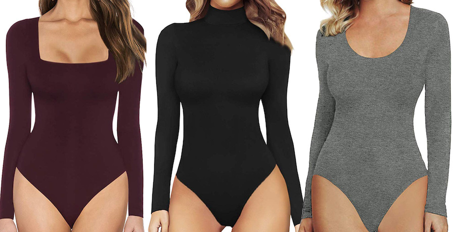 Amazon shoppers say this $19 bodysuit will 'make you look like a million bucks'—and it comes in 29 colors