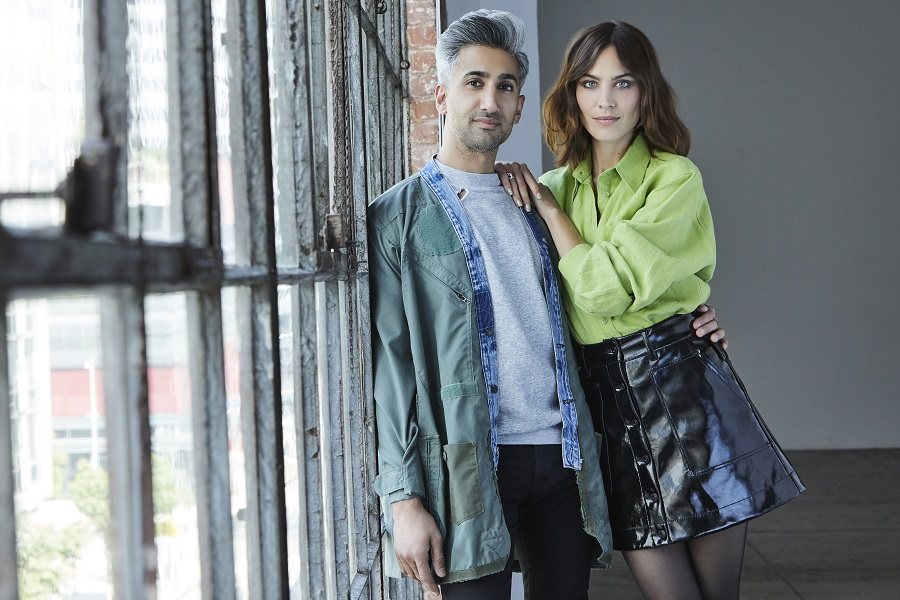 Tan France and Alexa Chung are making it work in the trailer for Netflix's Project Runway competitor