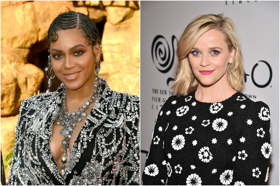 Beyoncé gifted Reese Witherspoon the upcoming Ivy Park x Adidas collection, and the resulting dance video is our new BFF goals
