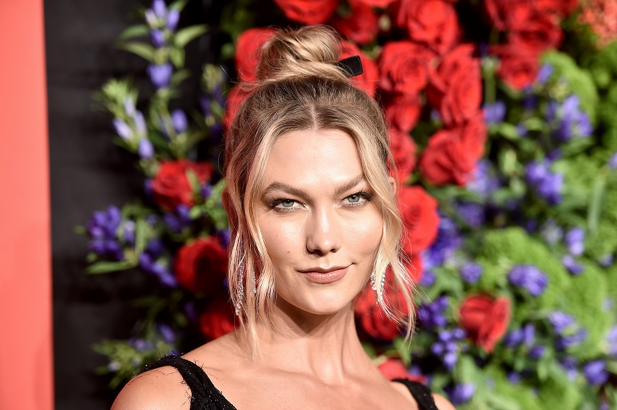 Karlie Kloss opened up about her political beliefs in the wake of that viral Project Runway moment