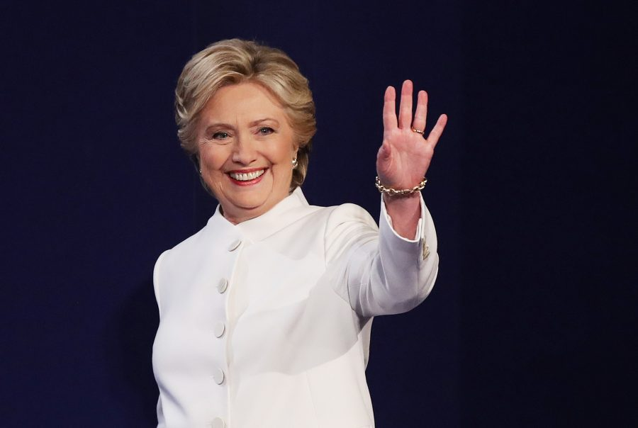 A Hillary Clinton docuseries is coming to Hulu, and the trailer will give you chills