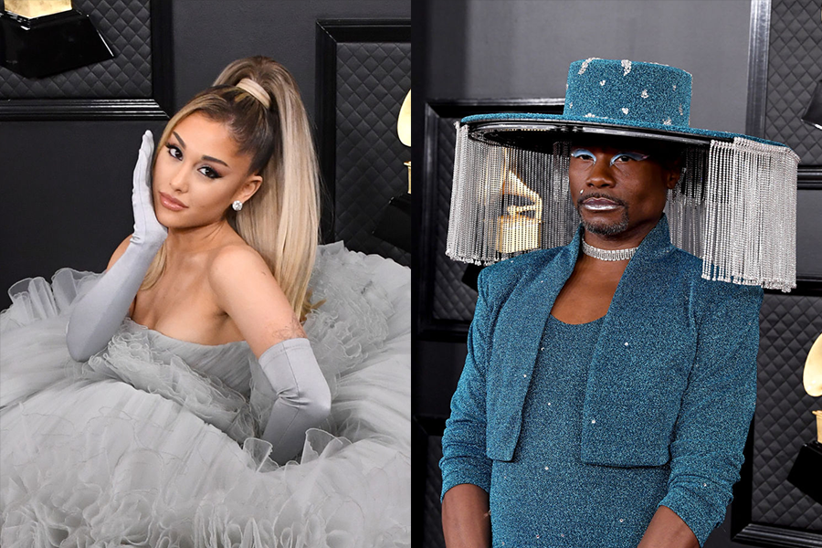 The internet's best reactions to this year's EPIC Grammys red carpet