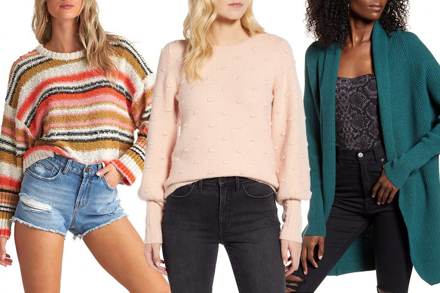 Nordstrom's winter sale has hundreds of cozy sweaters—here are 18 to scoop up now