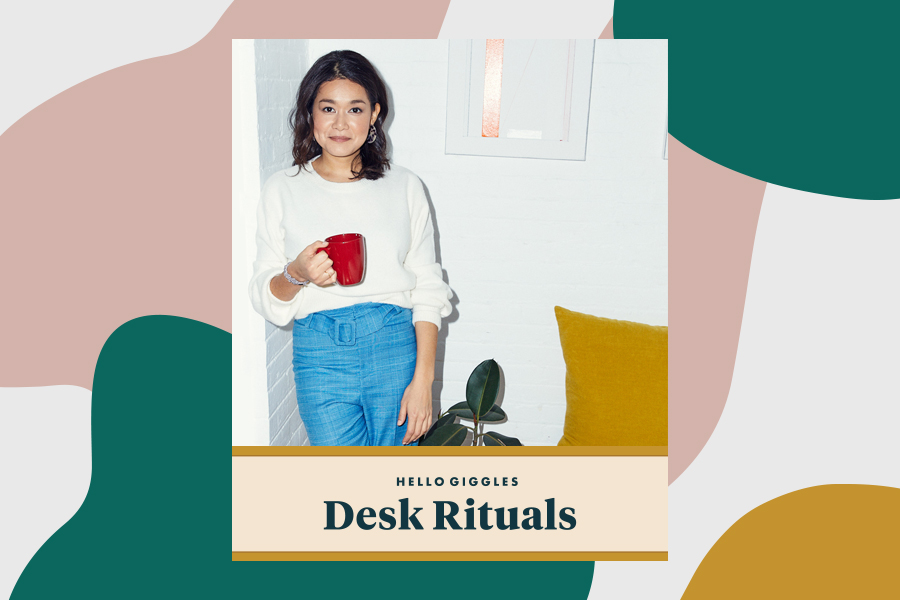 Girls' Night In founder Alisha Ramos doesn't believe in sending emails after 6 p.m.
