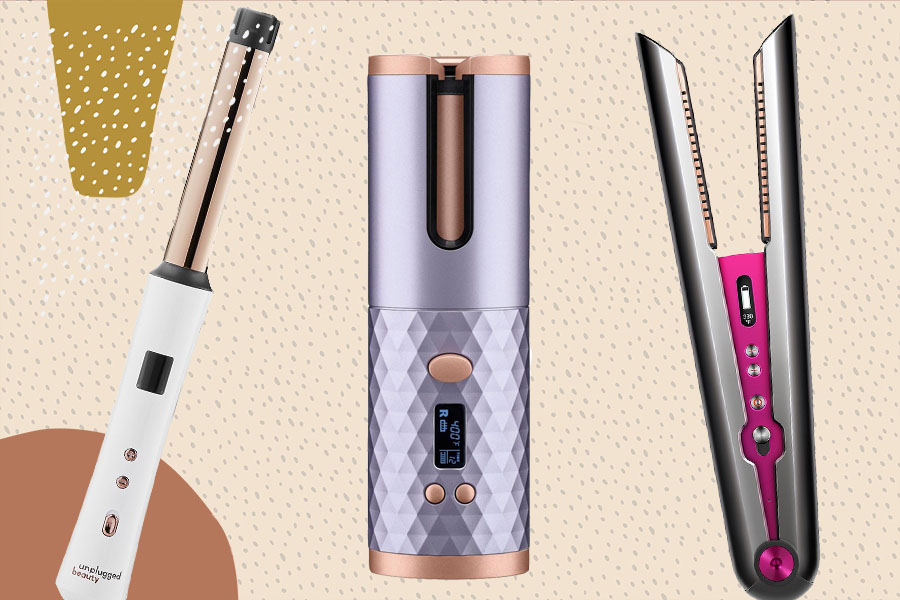 4 cordless hot tools that make doing your hair a total breeze