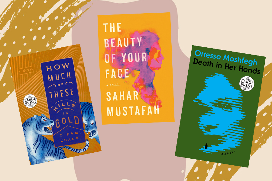 The 10 best new books to read in April to take your mind off things