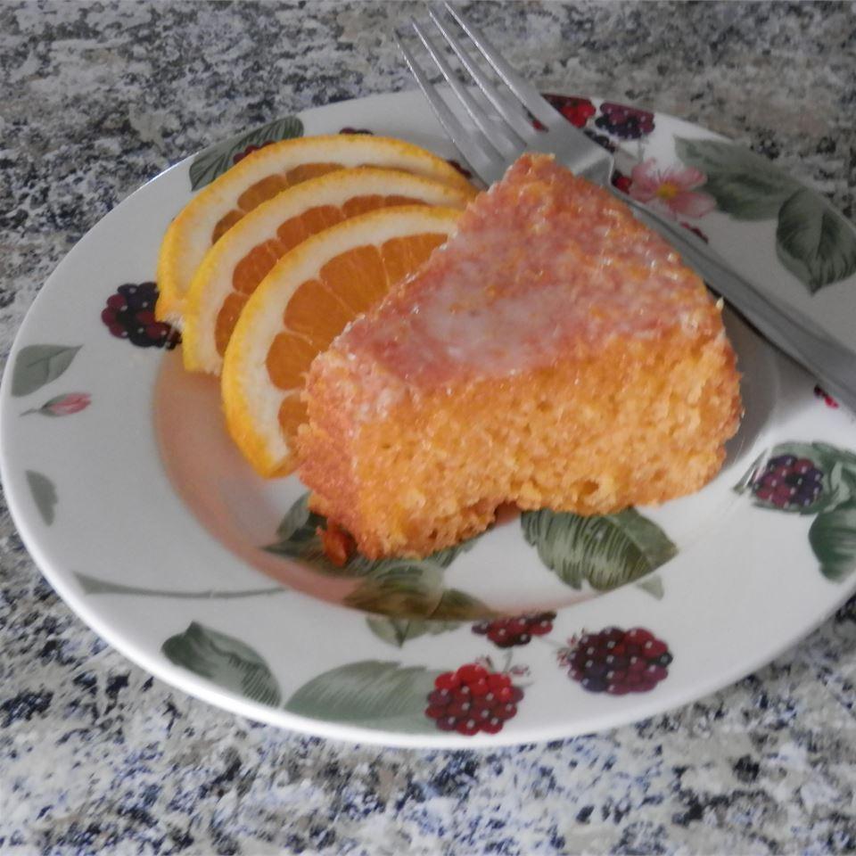 Orange Party Cake I