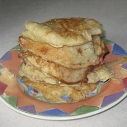 Oatmeal Pancakes I Chef4Six