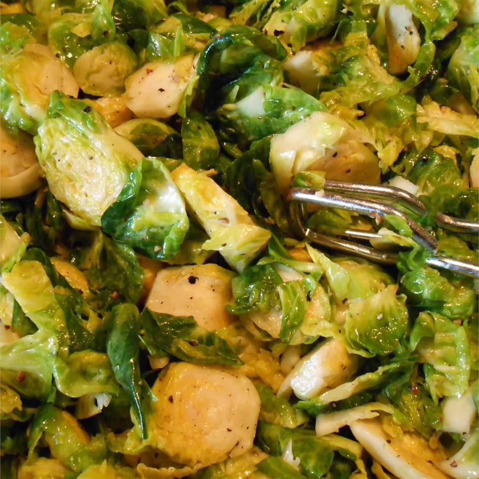 Truly Delicious Brussels Sprouts RainbowJewels