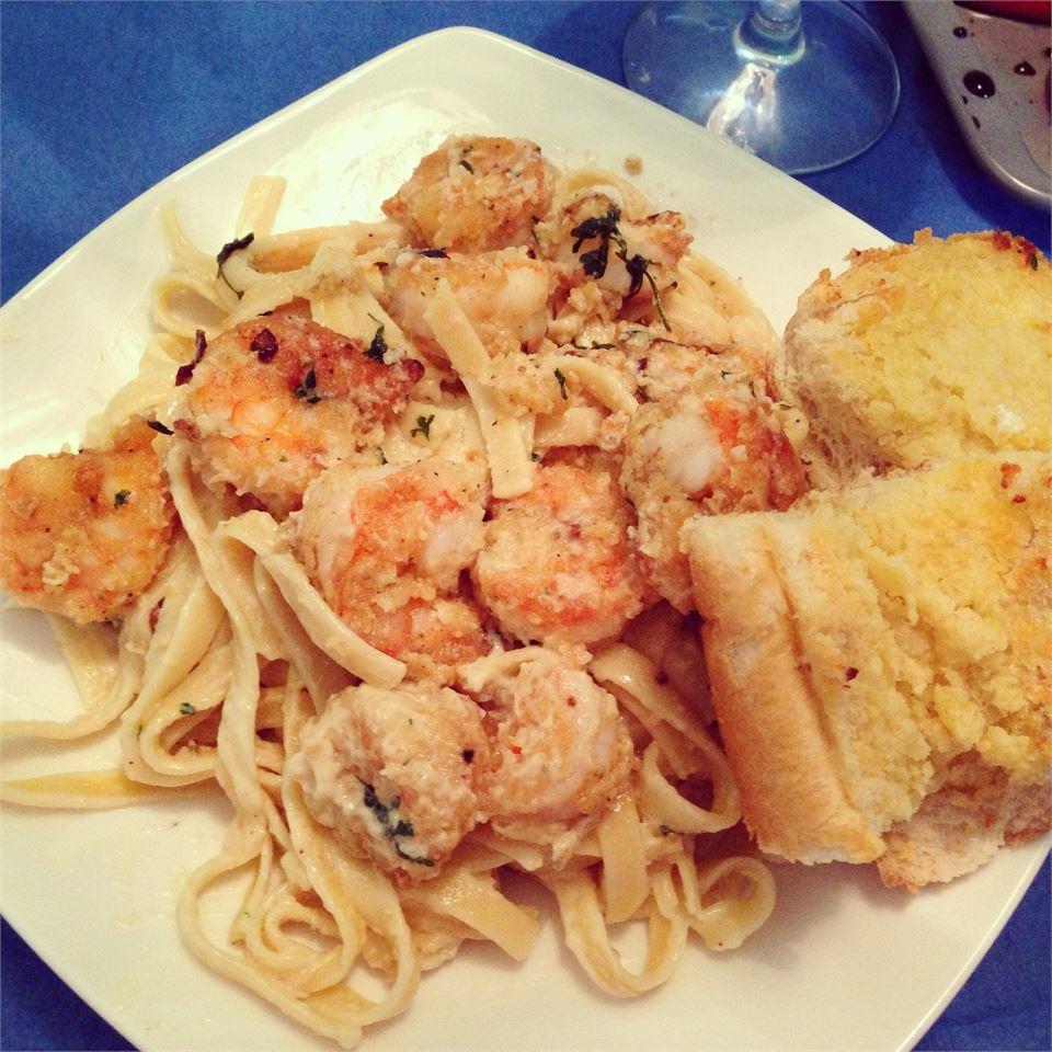 Absolutely The Best Shrimp Scampi Gretchen Manresa