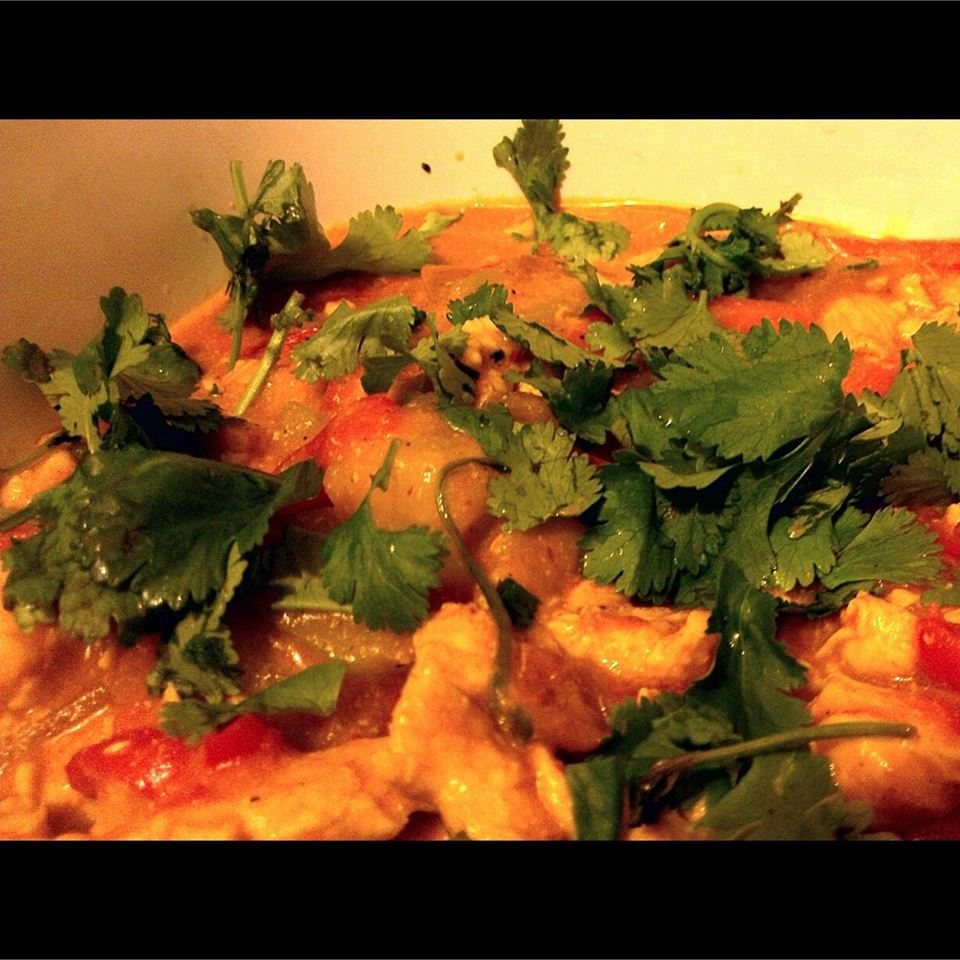 Thai Red Chicken Curry AMVAR