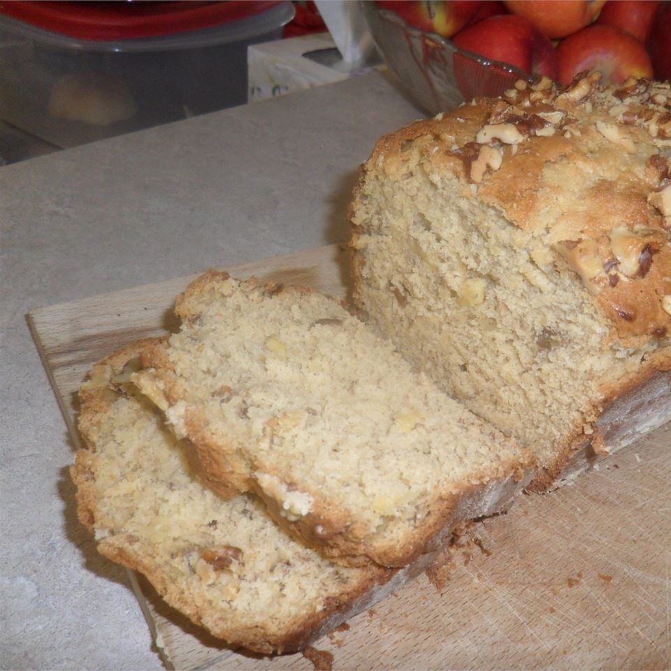 Brown Sugar Banana Nut Bread I Linda Kruse