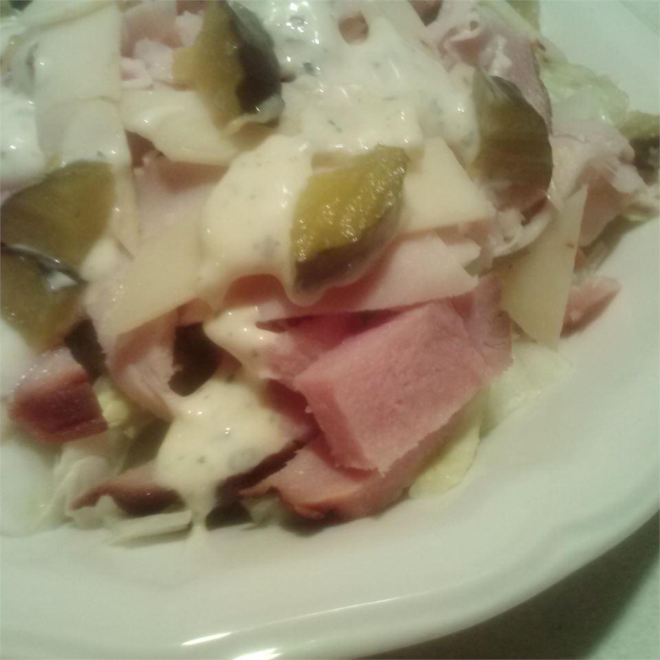 Maurice Salad Sheila LaLonde