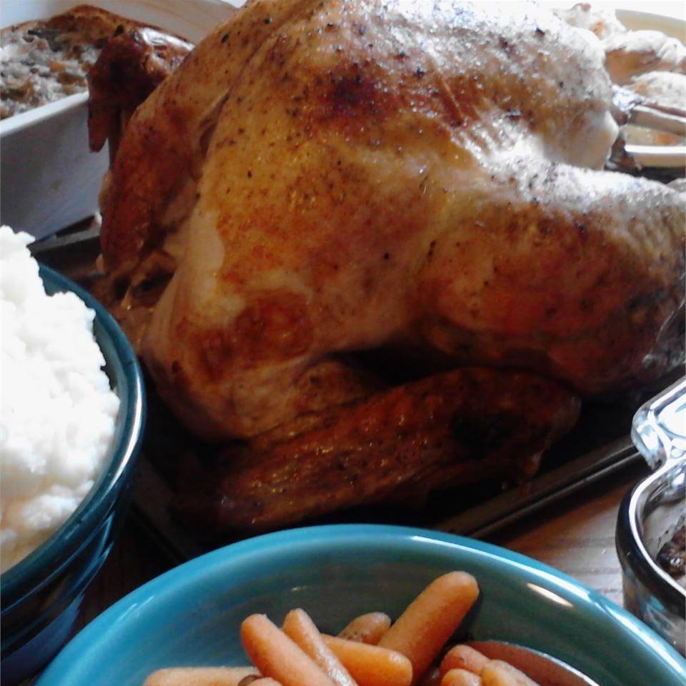 Very Moist and Flavorful Roast Turkey