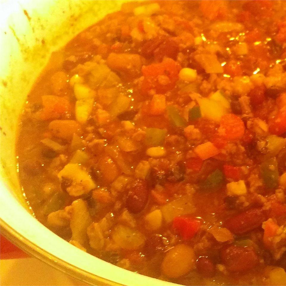 Veggie Vegetarian Chili