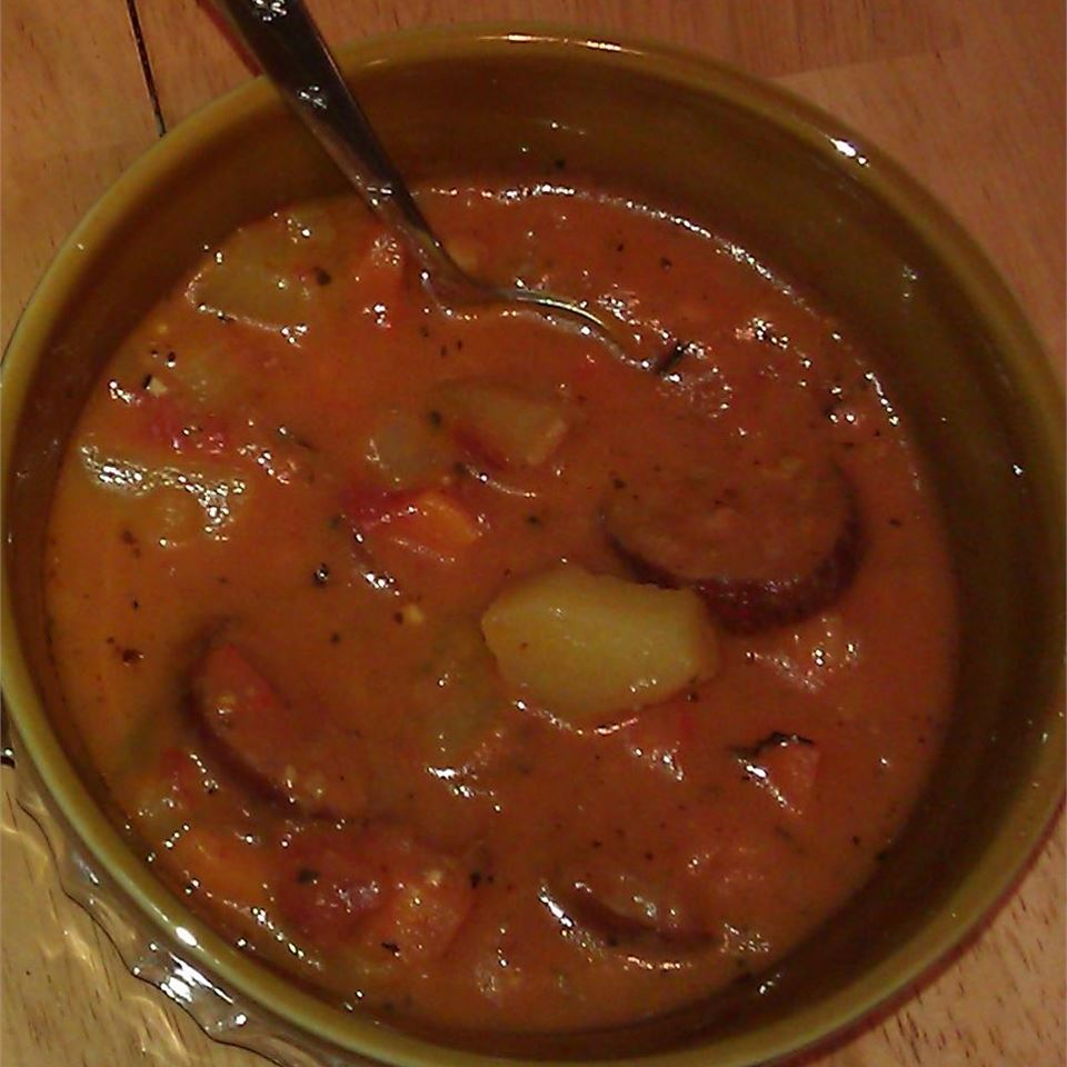 Chunky Tomato Potato Soup cjc