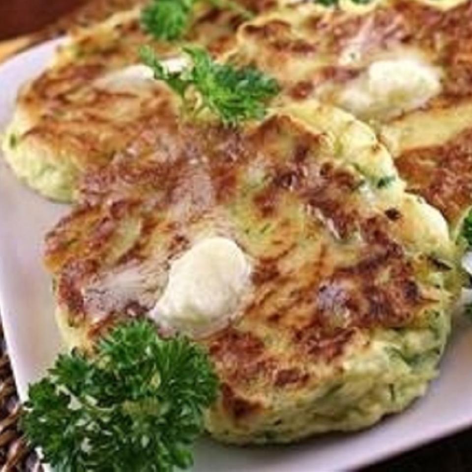 Zucchini Pancakes image