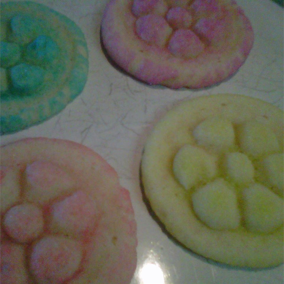 Spool Sugar Cookies