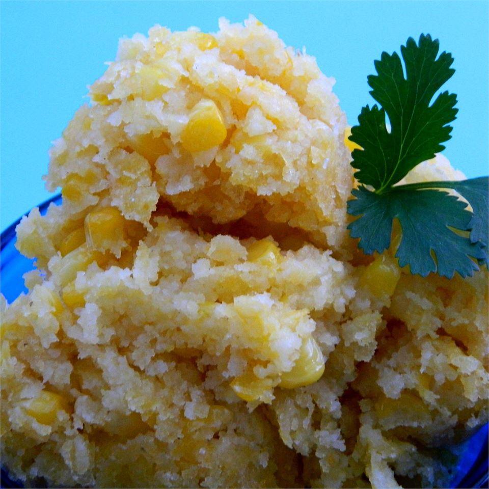 Tomalito - Sweet Corn Pudding or Cake