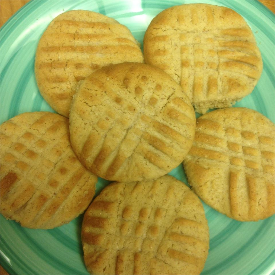 Almond Cookies I