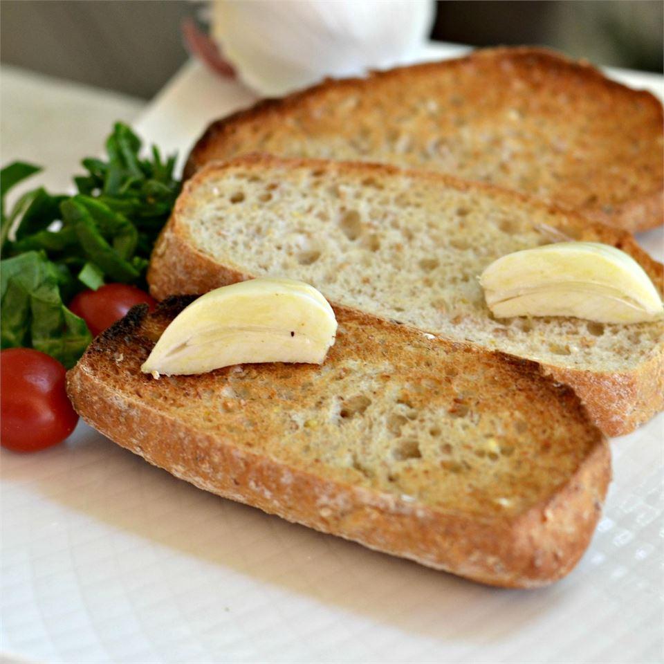 Just Garlic Toast