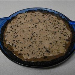 Chocolate Mousse Pie lace