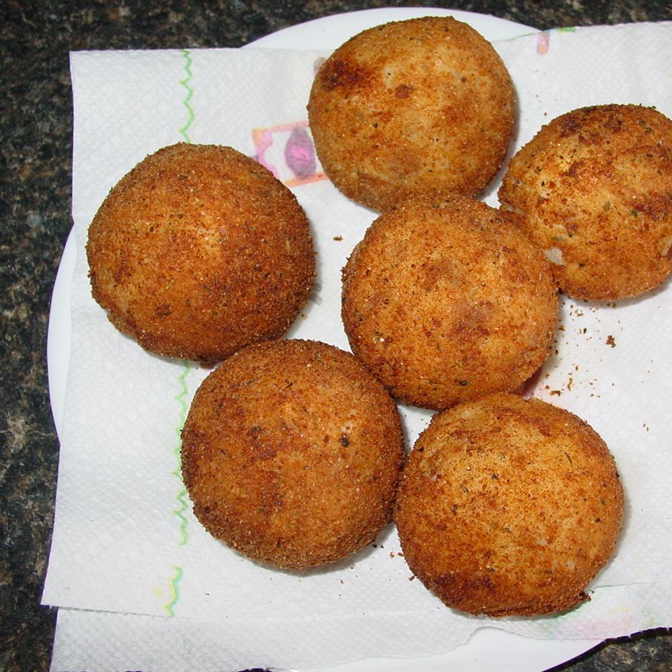 Papas Rellenas (Fried Stuffed Potatoes) Peter Fitzpatrick