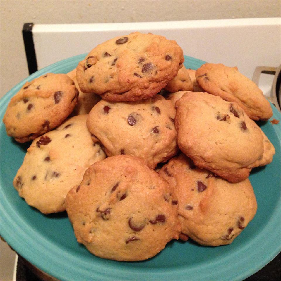 Chocolate Chip Cookies II Ellverchi