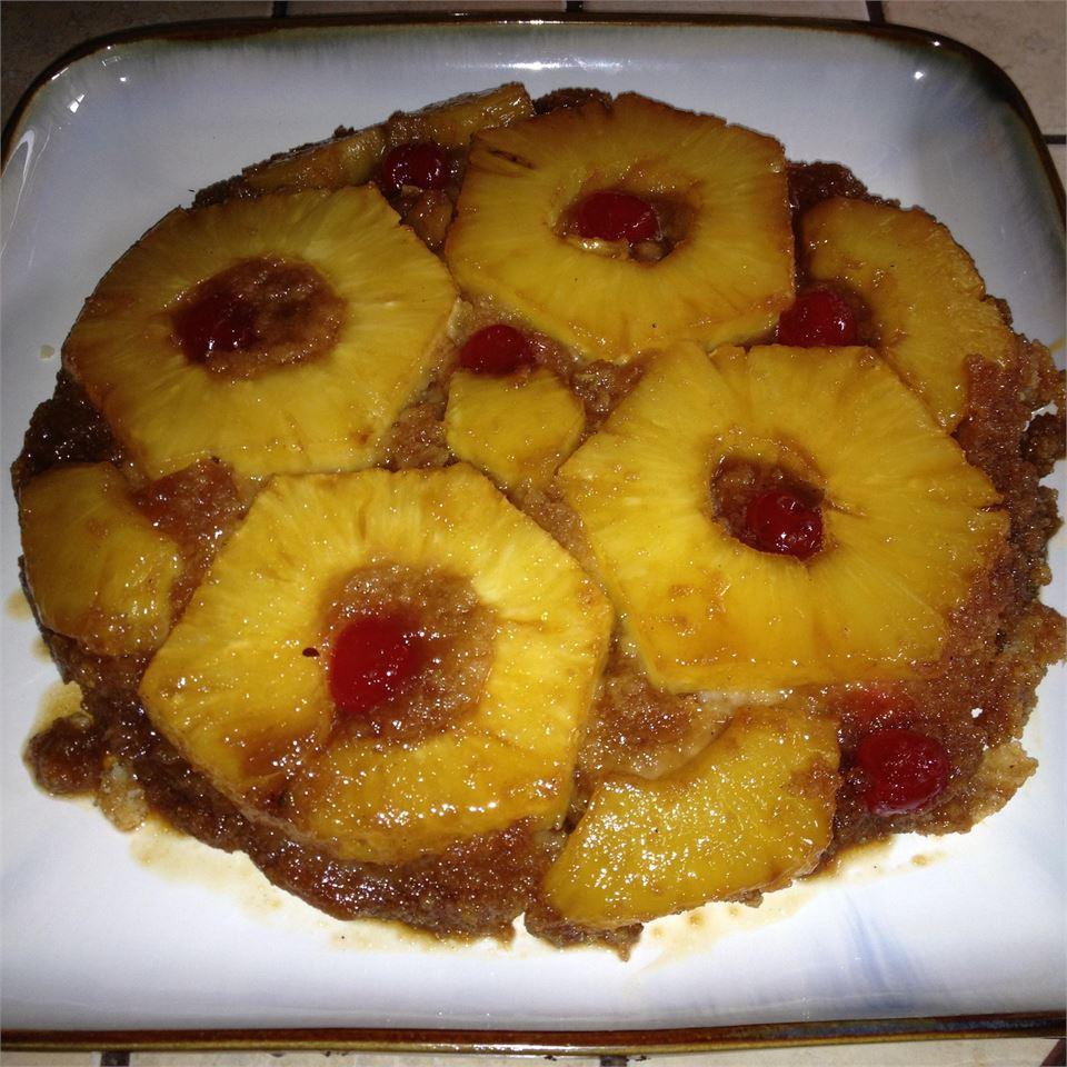 Chef John's Pineapple Upside-Down Cake Pamela Tansey