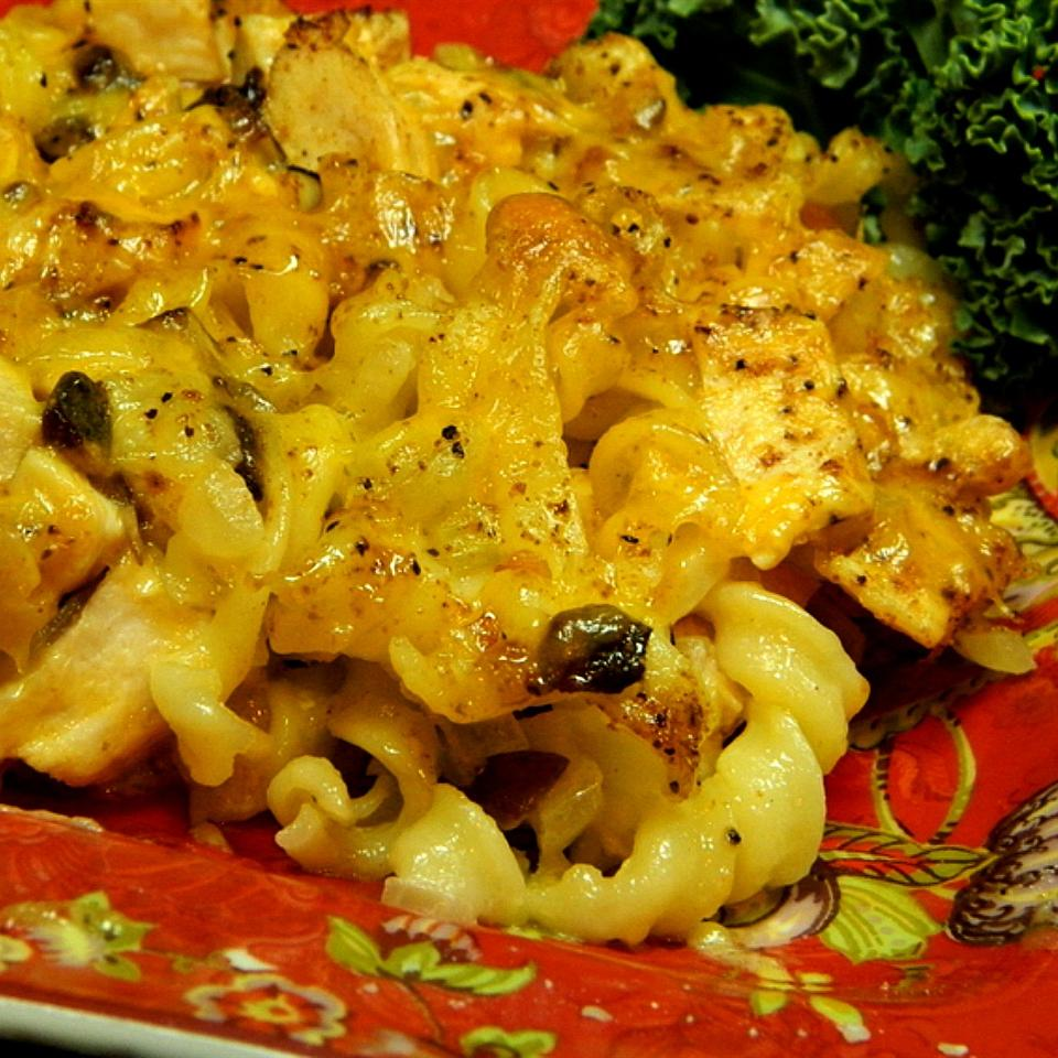 Fast and Easy Chicken Tetrazzini