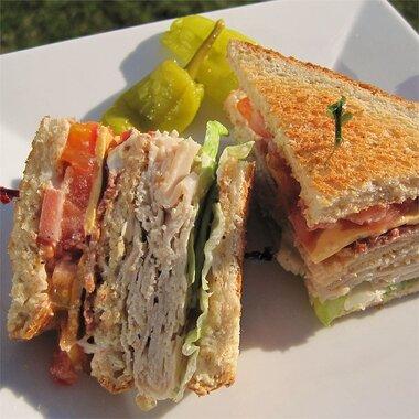 lorraines club sandwich recipe