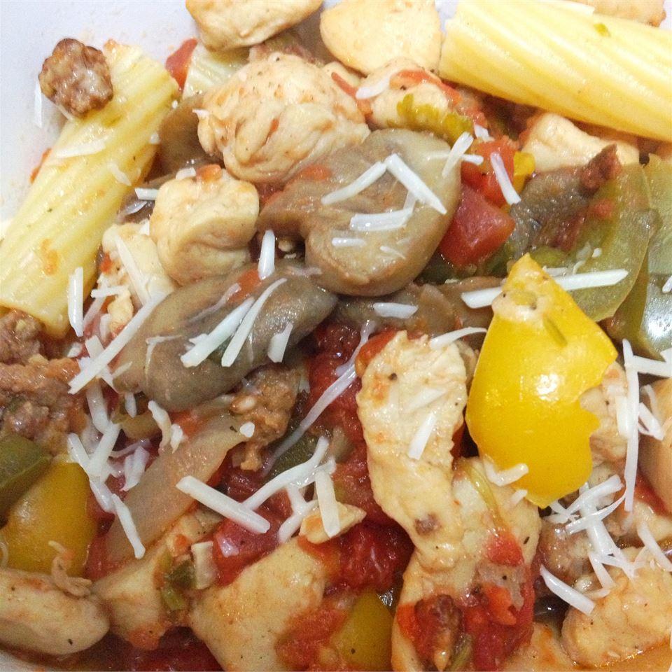 Chef John's Chicken Riggies Shirley_dontcallmeshirley