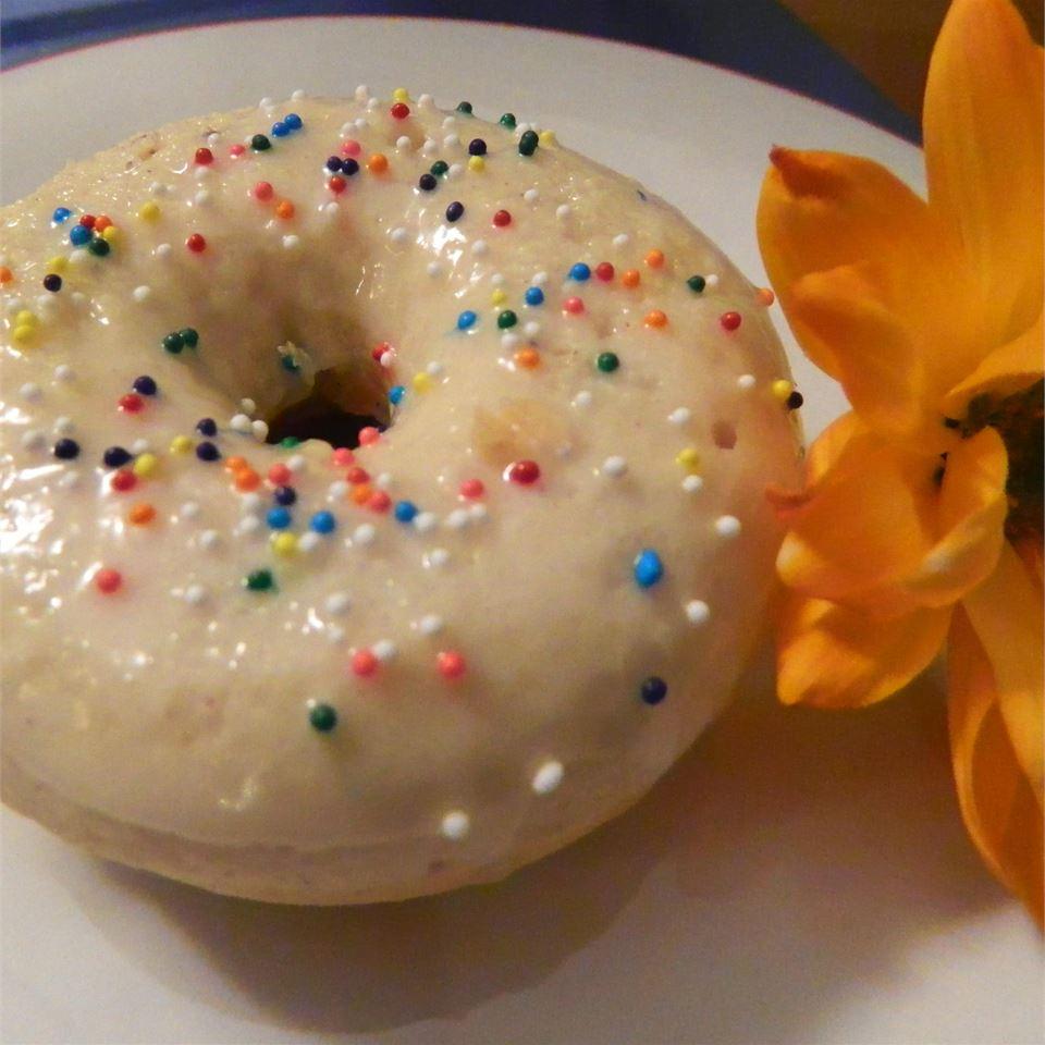 Fluffy Cake Doughnuts Amanda