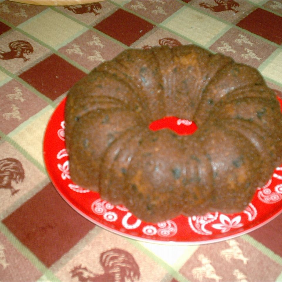 Old Fashioned Prune Cake