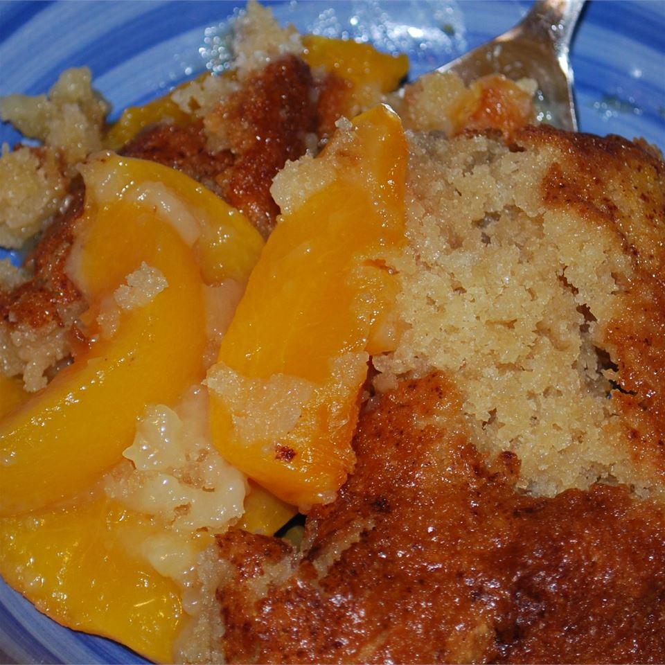 Peach Cobbler VI