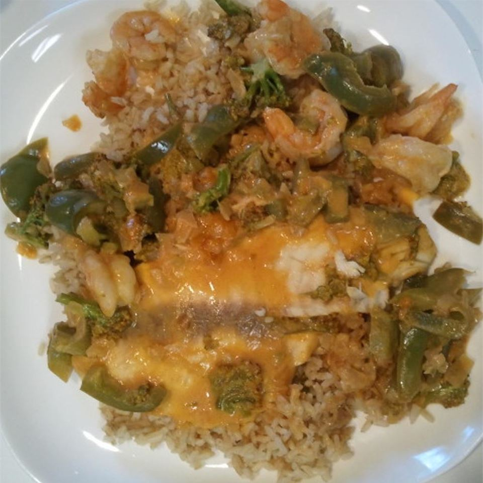 Paleo Coconut Curry Stir Fry