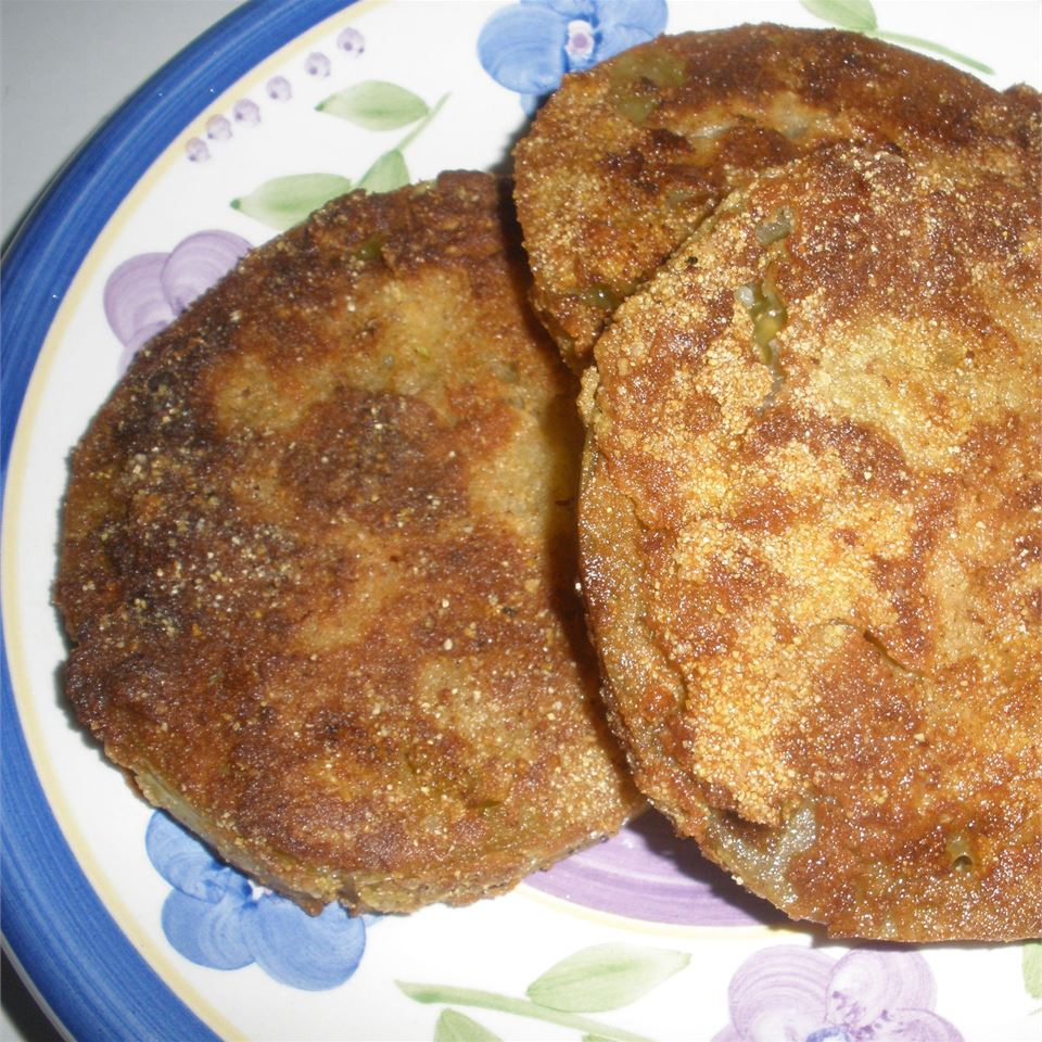 Easy Southern Fried Green Tomatoes Cookie734