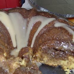 Honey Bun Cake I JenniferK