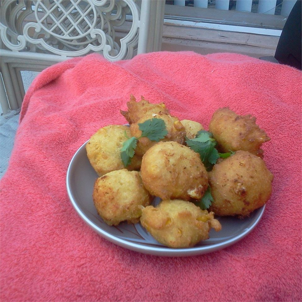Vegetable Nuggets MARK  YEAROUT