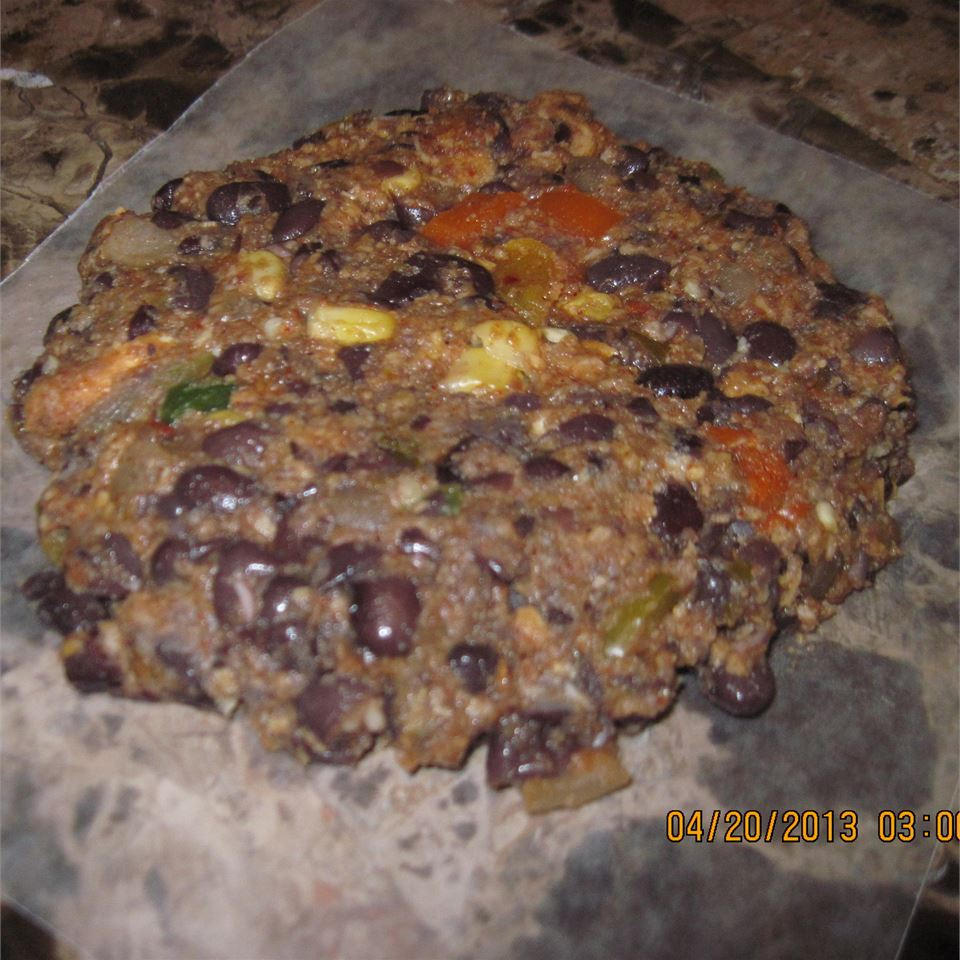Black Bean Vegetarian Meat Loaf Val's Mom